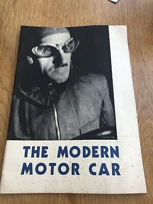 The Modern Motor Car Vintage Magazine