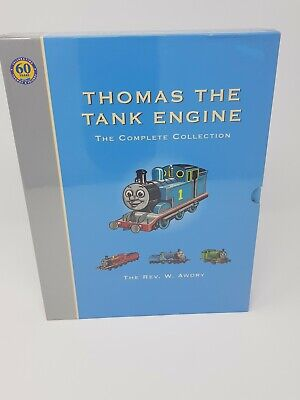 Brand New The Thomas the Tank Engine the Railway Series: The Complete Collection
