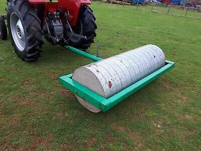 6ft Tractor Roller
