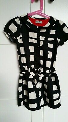 Next girls playsuit Size 5 Years