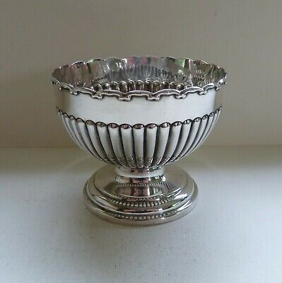 Antique Sterling Silver Bowl, Birmingham 1903, by W H Sparrow