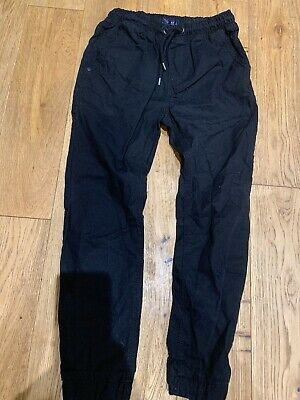 Next!! Boys Black, Cuff Bottom L, Jeans Size 10 Years,VGC