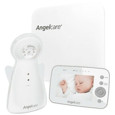 Angelcare AC1300 Digital VIDEO MOVEMENT and SOUND Baby Monitor RRP £209.99