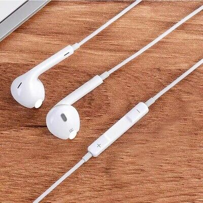 New Wired Bluetooth Earphones Headphones Headset For iPhone XR X XS Max 8 7 Plus