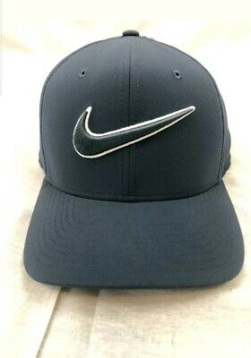b78771d27227 NIKE CLASSIC 99 Hat Mens Fitted Golf Cap Dark Grey 848052-021 Pick ...