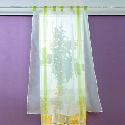 1 PC Window Valance Shade Fashion Window Curtain Let Light In Display Background
