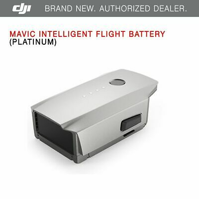 DJI Mavic Pro Platinum Intelligent Flight Battery (3,830mAh/11.4V)