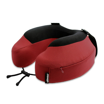 NEW Cabeau Evolution S3 Memory Foam Neck Travel Pillow Red RRP$60 TPEP2986