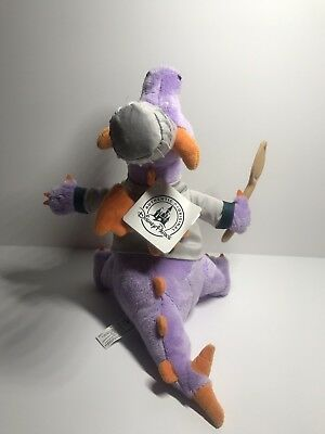Figment Epcot Food and Wine Festival 2015 Plush