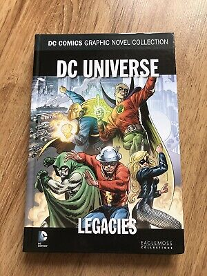 DC COMICS EagleMoss Graphic Novel Collection DC Universe Legacies Special
