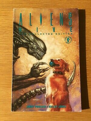 Aliens: Hive (The Collected Edition) - TPB Graphic Novel Dark Horse