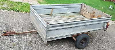 CHEAP 6 x 4 ft foot car trailer to hire, rent, Watford. Read description closely