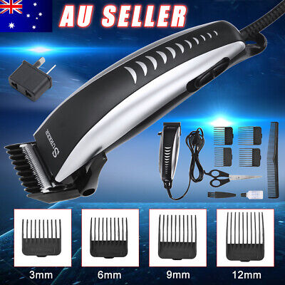 Hair Clipper Electric Beard Trimmer Comb Mens Cut Cutting Razor Shaver Grooming
