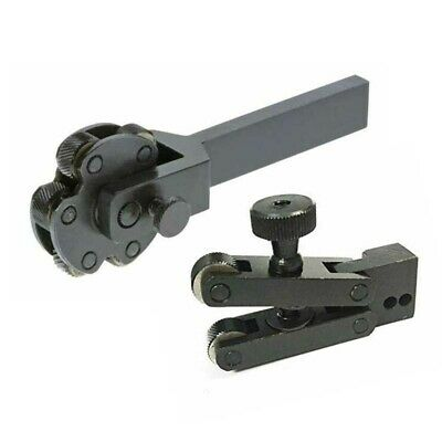 Clamp Type Knurling Tool 5-20 mm Capacity for Mini Lathes