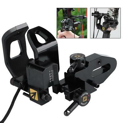 Durable Archery Bow Rest Mute Arrow Rest Full Containment for Compound Bow
