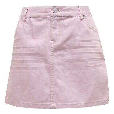 1541Z gonna jeans bimba RALPH LAUREN skirt jeans cotton lilac