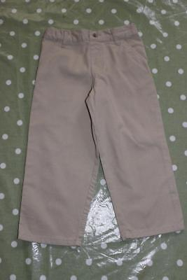 Sam & George Baige Chino Cotton Trousers 4 Years Immaculate Condition!