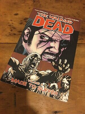 The Walking Dead Volume 8 Made To Suffer Paperback
