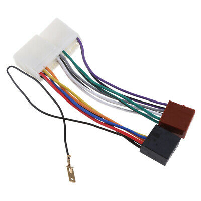 MagiDeal Car Radio Installation Wiring Harness Cable For ... on eclipse wheels, eclipse engine, eclipse radio, eclipse transmission harness,