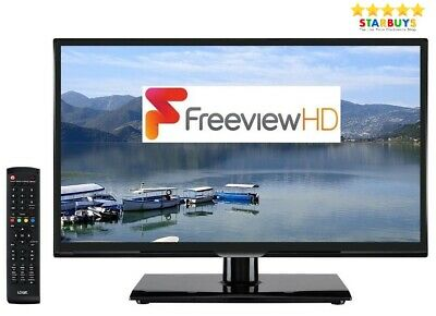 "Logik 24"" Inch LED TV with Freeview HD USB Record & Pause & HDMI L24HE18"
