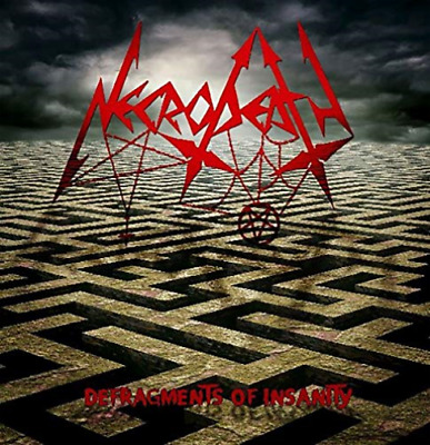 Necrodeath - Defragments Of Insanity CD NUOVO