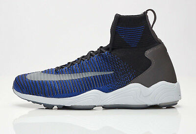 the best attitude 8d309 45af1 Rare Bnib Baskets Mens Nike Free Zoom Mercurial Xi Fk Flyknit Uk 09 Us 10