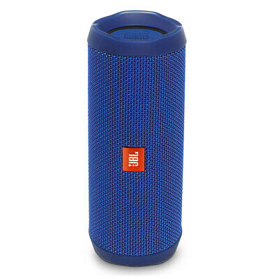 JBL Flip 4 Portable Waterproof Bluetooth Speaker (Factory Certified Refurbished)