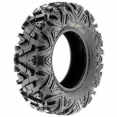 SunF 26x11-14 Knobbly Off Road Tyre E-Marked A-033 Single