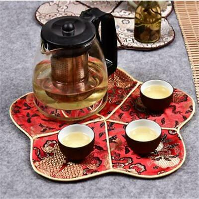 Vintage Dining Table Mat Coffee Placemat Tea Coaster Cup Mat Chinese Style LIN
