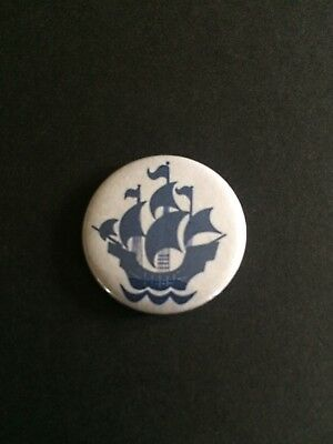 Blue Peter Badge80s TV EightiesButton Pin Badge25mm 1 Inch