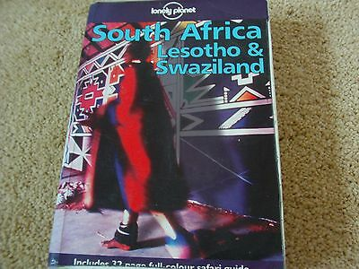 Lonely Planet Travel Guide South Africa Lesotho And Swaziland 3Rd Edition