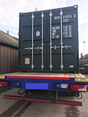 20ft 40ft New & Used Shipping Containers 287