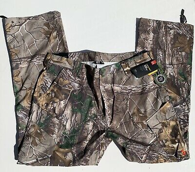 772ffb5df413d Under Armour Water Resistant Field Pants Realtree Xtra 1238327 Mens 40/32  NEW