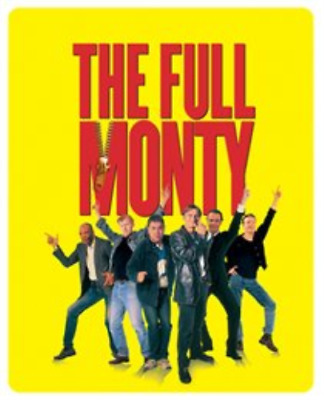 Robert Carlyle, Tom Wilkinson-Full Monty Blu-ray NEUF