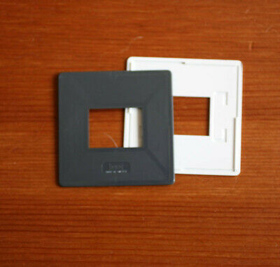 GePe glassless 35mm half frame slidr mounts, aprox 40