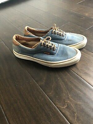c97a6f4be9 VINTAGE VANS SHOES MADE IN USA VAN DOREN 90 s AUTHENTICS LOT OF 4 ...