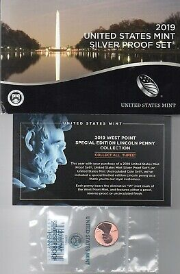 2019 US Silver Proof Coin Set 2019 W Rev PF Cent
