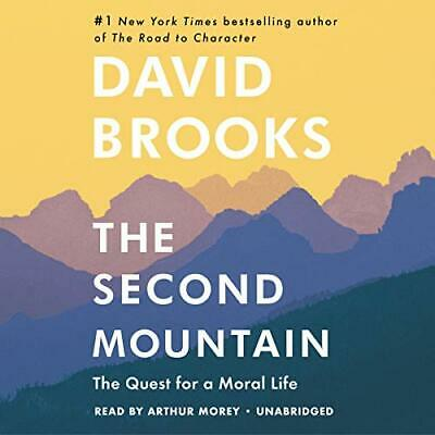 The Second Mountain How People Move from the Prison of Self - No CD- AudioBook