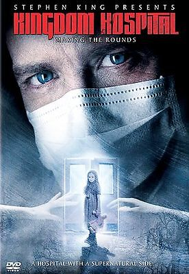 Stephen King presents Kingdom Hospital - Making the Rounds, Excellent DVD, Jamie