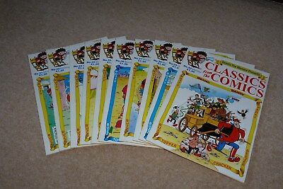 Classics From The Comics Mag.10 Issues Beano Dandy 97-98 D C Thomson Ex Mint 2