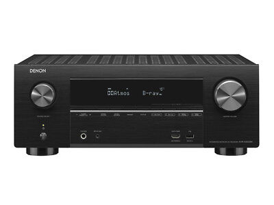 Denon AVR-X3500H / Network A/V-Receiver, AirPlay 2 Alexa Full 4K Ultra HD HEOS