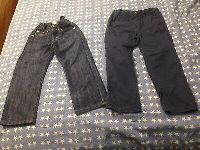 Levis 514 Jeans and Penguin Blue Pants.Size-4T.Pre-owned.