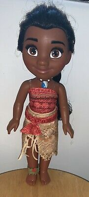 "Disney 32/"" Tall Exclusive MOANA Doll Jakks Officially Licensed NIB//Sealed"