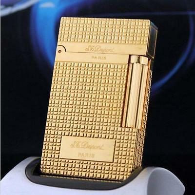 Lighter S.T Dupont Memorial golden lighter Bright Sound!