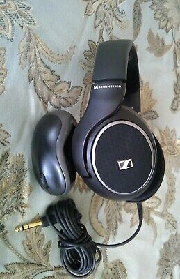 "Sennheiser HD 558 - Dynamic Headphones - Ergonomic Design -Gold-Plated 1/4"" Plug"