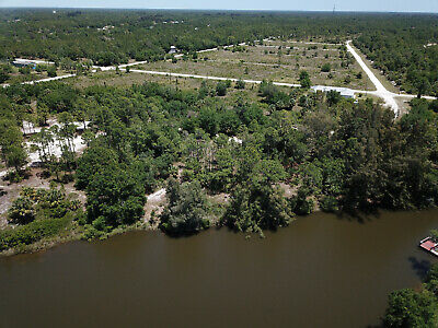 lake front land  in punta gorda, Florida