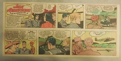 Jack Armstrong The All American Boy by Bob Schoenke 12/5/1948 Third Size Page !