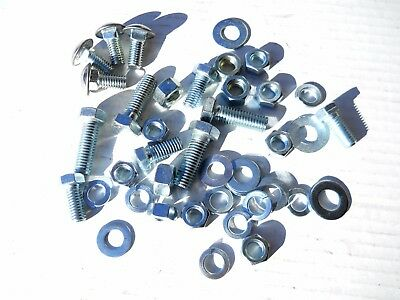 10 Set OWOZ Nickel Plated Fastener for Boat Canvas Convertible Cars Guitar1147