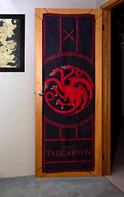 Calhoun Game of Thrones House Targaryen Sigil Banner