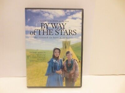 By Way of the Stars (DVD, 2012, 2-Disc Set) Mini-Series